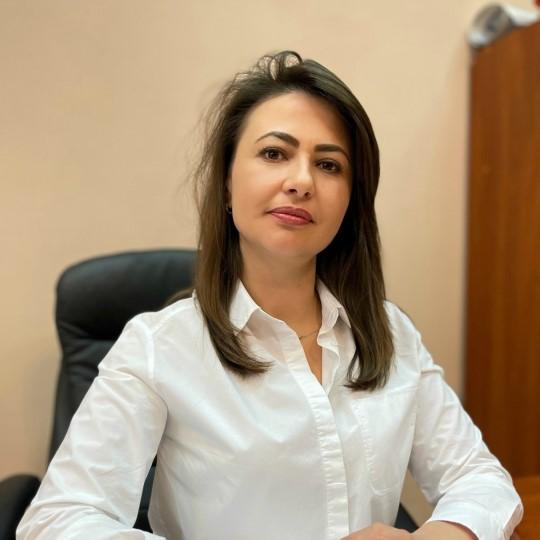 Жарикова Наталія Василівна