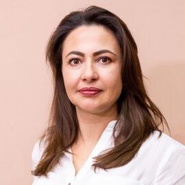 Жарикова Наталья Васильевна